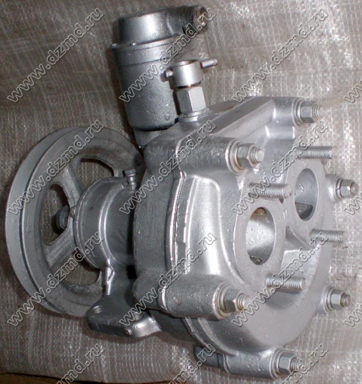 Насос забортной воды ЯАЗ-204